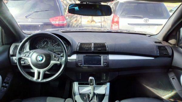 認證車 2003年原鈑件X5一流影音享受 照片4