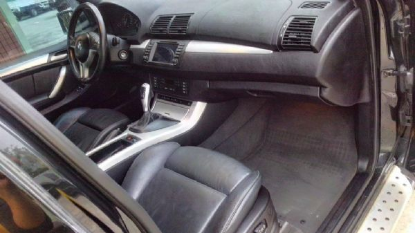 認證車 2003年原鈑件X5一流影音享受 照片5