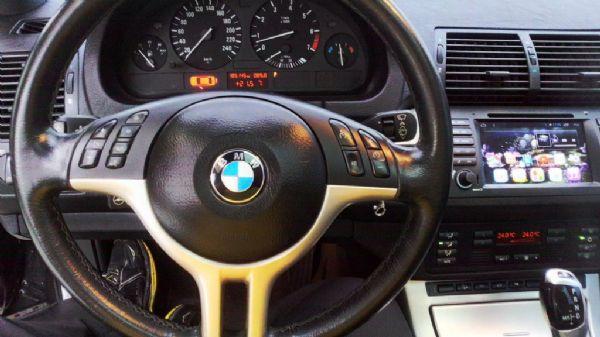 認證車 2003年原鈑件X5一流影音享受 照片10