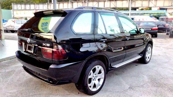 認證車 2003年原鈑件X5一流影音享受 照片2