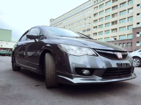 2011 Civic k12灰 照片3