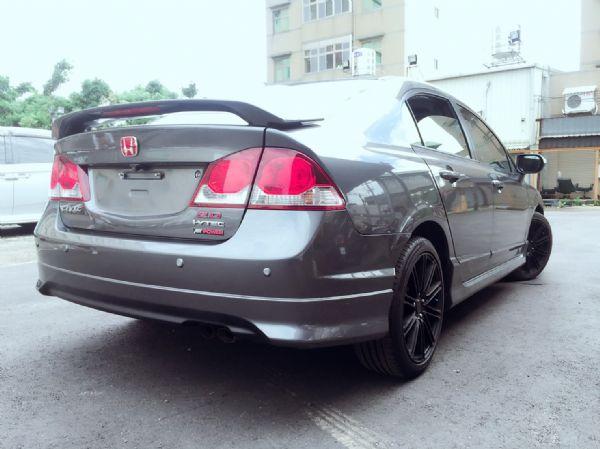 2011 Civic k12灰 照片4
