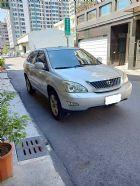 高雄市2007年凌志RX3504WD3.5銀 LEXUS 凌志中古車