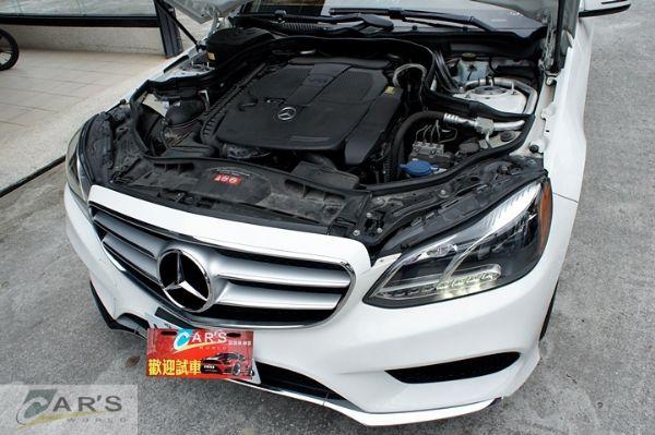 2014年E350 車況極佳 頂配 電尾 照片7