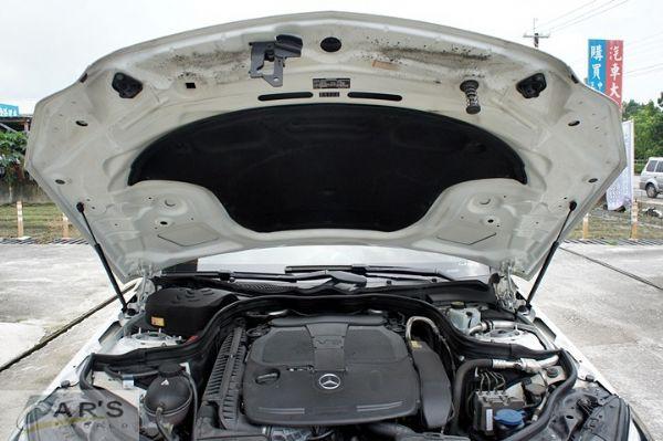 2014年E350 車況極佳 頂配 電尾 照片8