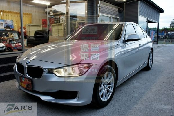 2014年BMW 316i 1600cc 照片2