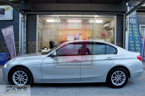 2014年BMW 316i 1600cc 照片4