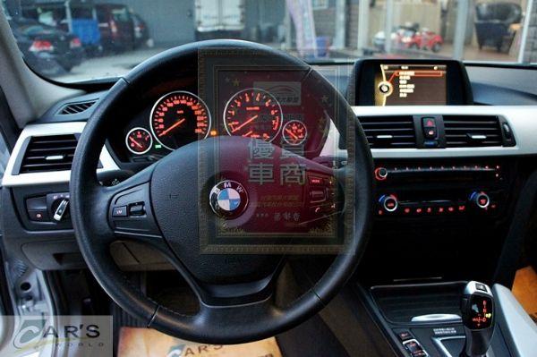 2014年BMW 316i 1600cc 照片7