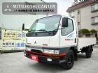 台南市2000年有渦輪有冷氣 全新車斗 可貸款 MITSUBISHI 三菱 / Canter(堅達)中古車