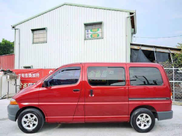 03年自排全原廠保養 商務車 8座 特價 照片8