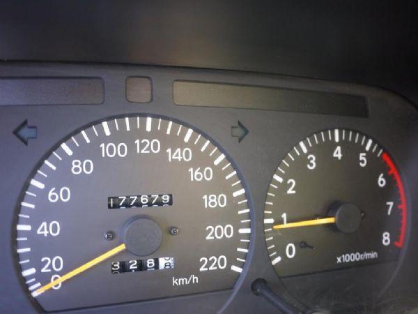 03年自排全原廠保養 商務車 8座 特價 照片10