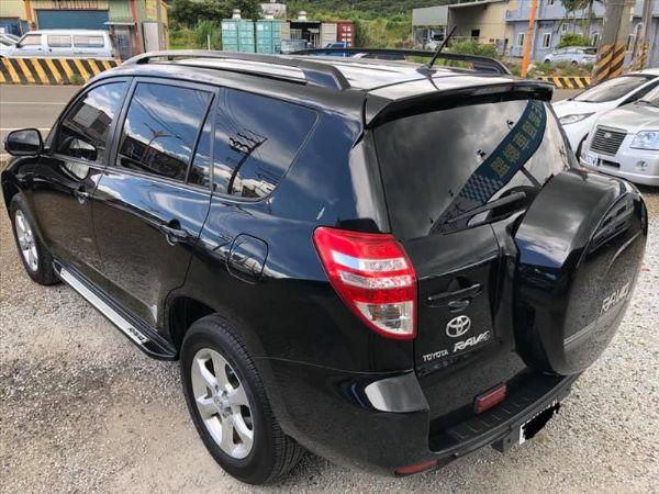 認證車 黑色頂級 RAV4 2.4 照片4