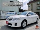 台南市11年式 小改款7速 定速恆溫 只跑8萬 TOYOTA 豐田 / Altis中古車