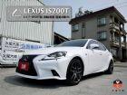 台南市F-SPORT版 IS200T 僅跑4萬 LEXUS 凌志 / lS200中古車