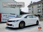 台南市K12 黑內裝 RR包 無限尾翼 基本改 HONDA 台灣本田 / Civic中古車