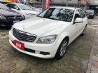 台北市09年式 BEN-Z C200K白1.8 BENZ 賓士 / C200 Kompressor中古車