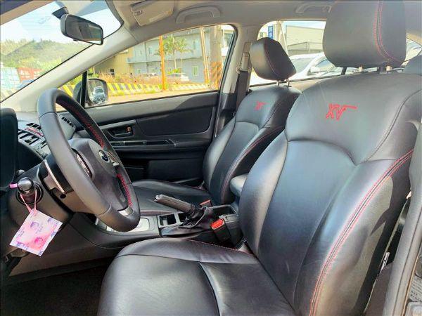 四輪傳動原鈑件一手車 Subaru XV 照片6