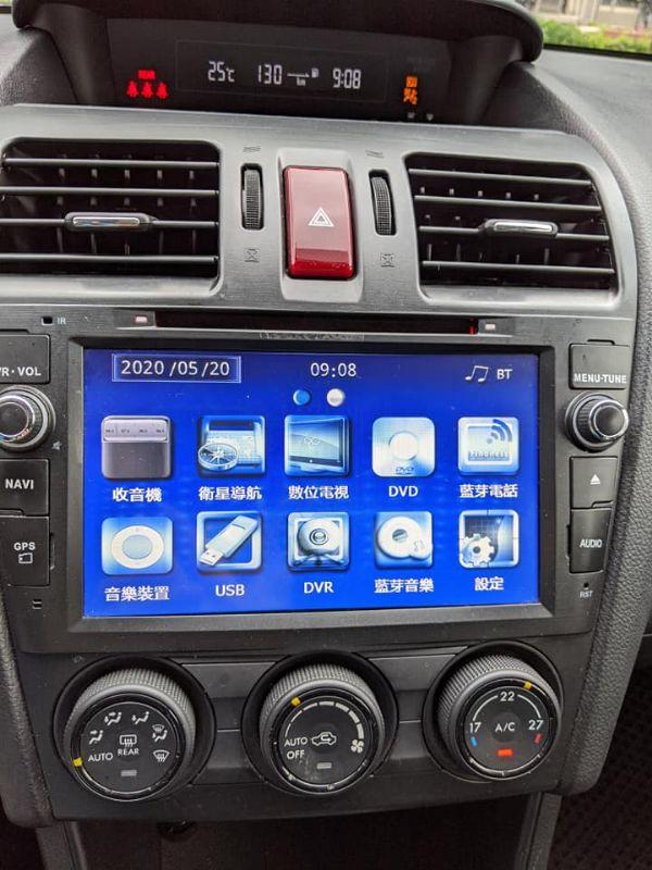 四輪傳動原鈑件一手車 Subaru XV 照片10