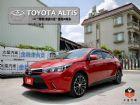 台南市YES認證稀有X版 僅跑4萬多 特價 TOYOTA 豐田 / Altis中古車