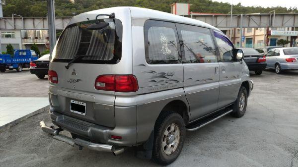 一手認證車 4WD 原漆 2002年Sg 照片2
