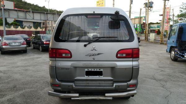 一手認證車 4WD 原漆 2002年Sg 照片4