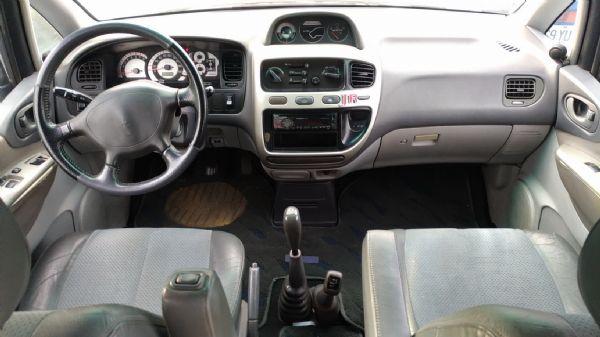 一手認證車 4WD 原漆 2002年Sg 照片6