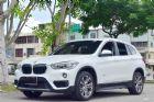 台中市X1 2.0 小休旅 適合小家庭 BMW 寶馬中古車