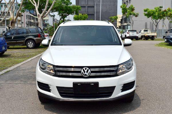 Volkswagen Tiguan  照片2
