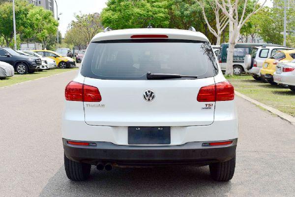 Volkswagen Tiguan  照片3