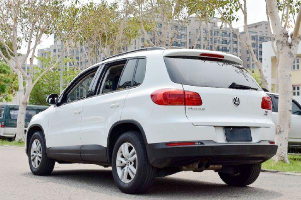 Volkswagen Tiguan  照片4