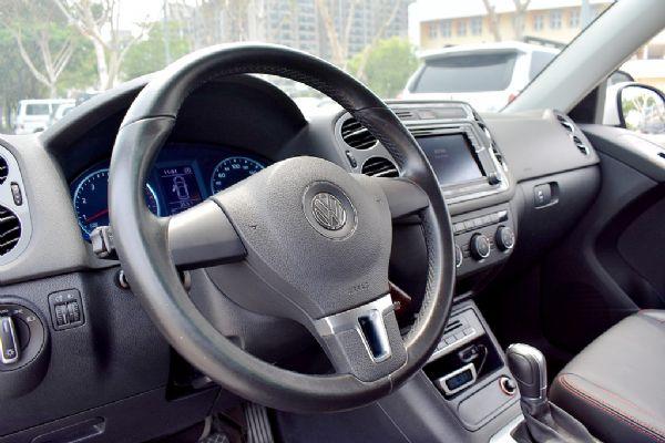 Volkswagen Tiguan  照片6