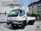 台南市特價 04年11尺半三噸半框式  MITSUBISHI 三菱 / Canter(堅達)中古車