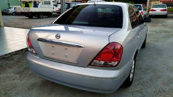 認證車原鈑件2003年SENTRA2.0 照片3