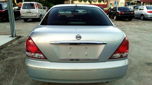 認證車原鈑件2003年SENTRA2.0 照片5