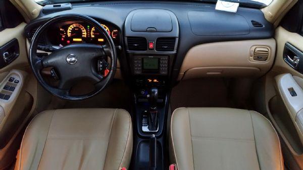 認證車原鈑件2003年SENTRA2.0 照片6
