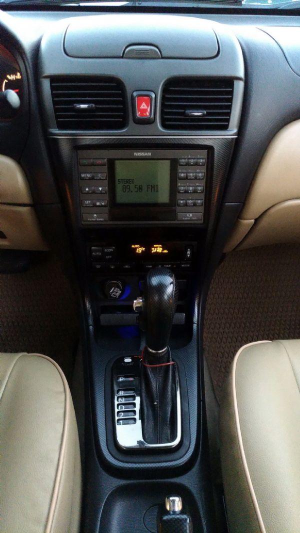 認證車原鈑件2003年SENTRA2.0 照片9