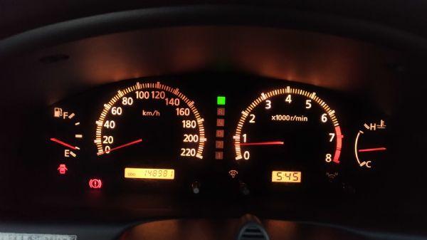 認證車原鈑件2003年SENTRA2.0 照片10