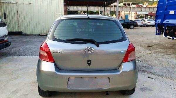 認證車 2007灰色 YARIS 照片5