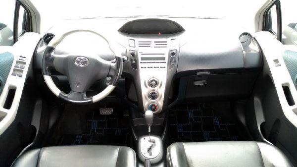 認證車 2007灰色 YARIS 照片6