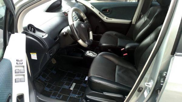 認證車 2007灰色 YARIS 照片7