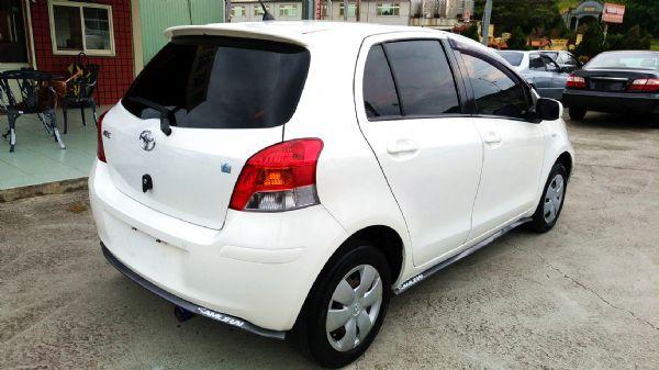 認證車原鈑件原廠保養 2010YARIS 照片3