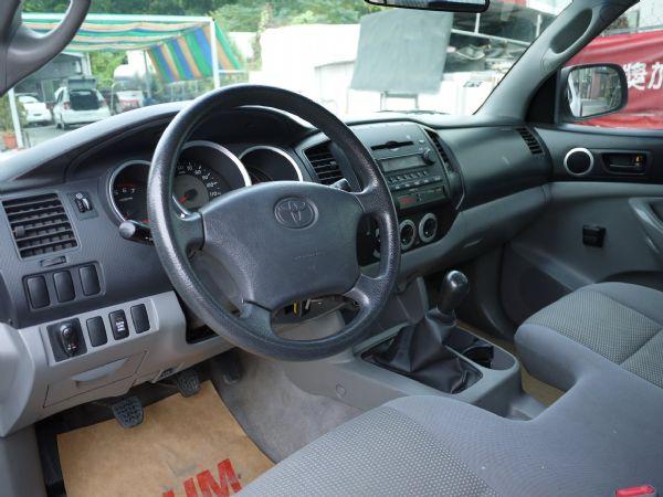 單廂皮卡4x4 豐田引擎就是耐操 照片5