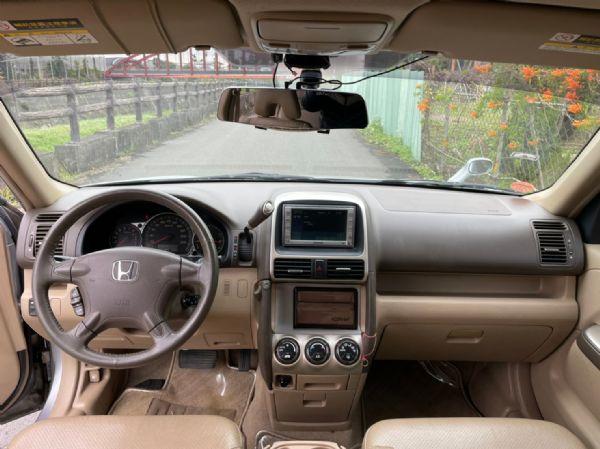 HONDA CR-V EX 4WD 照片3