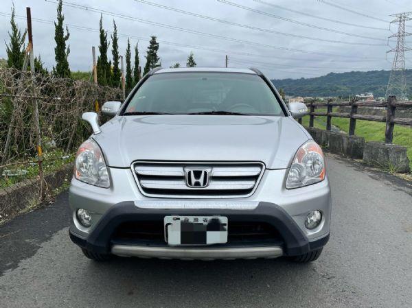 HONDA CR-V EX 4WD 照片4