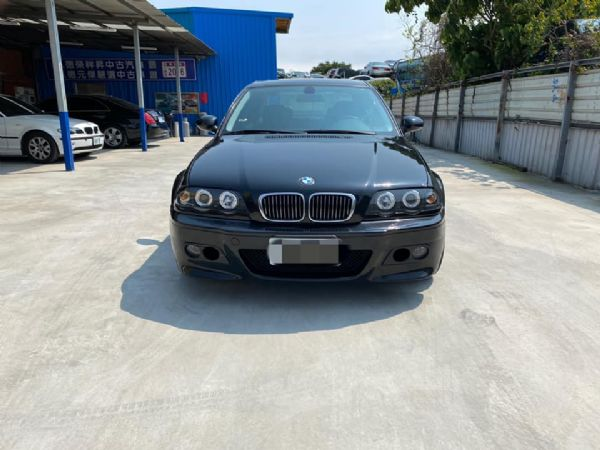 2001年 BMW 320 2.2 照片1