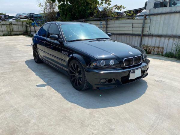 2001年 BMW 320 2.2 照片2