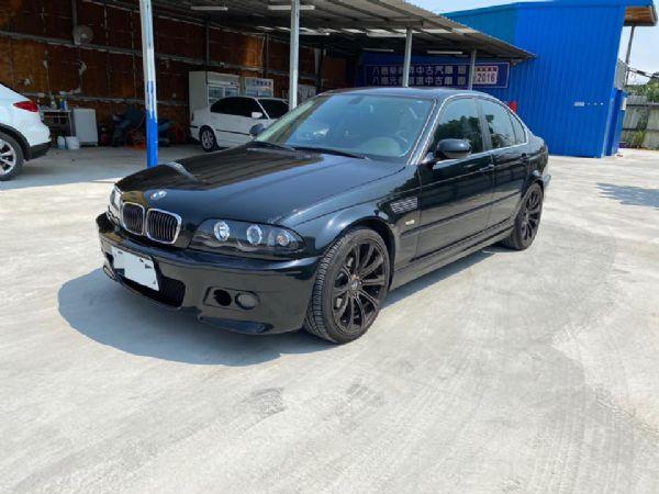 2001年 BMW 320 2.2 照片3