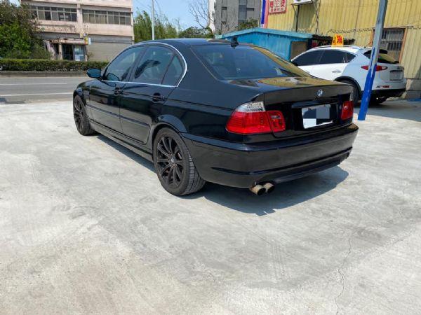 2001年 BMW 320 2.2 照片5
