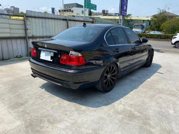 2001年 BMW 320 2.2 照片6