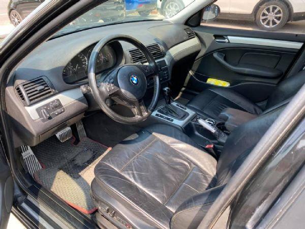 2001年 BMW 320 2.2 照片7